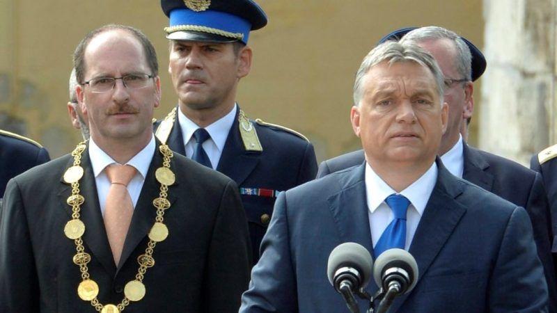 Az NKE tisztavatási ünnepsége Budapesten