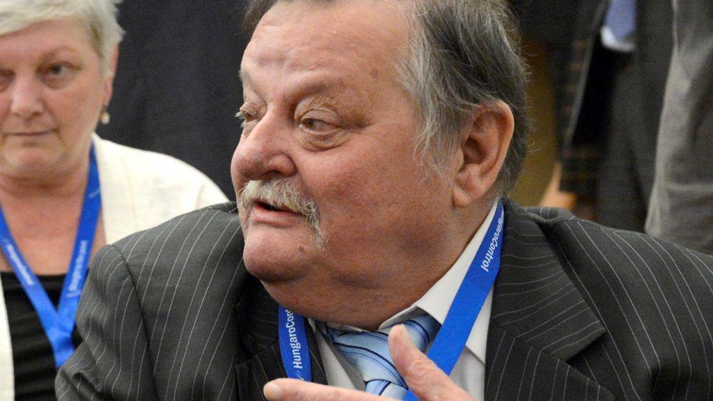 Ünnepség Farkas Bertalan űrrepülésének 35. évfordulója alkalmából Budapesten