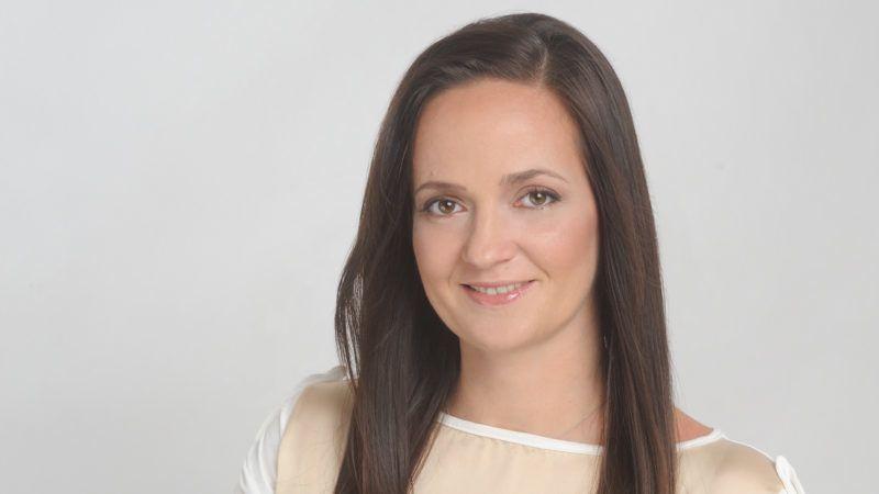 Demeter Zsófia, az R-Time új értékesítési igazgatója 2018 májusától