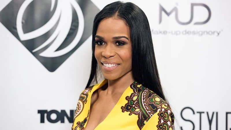 LOS ANGELES, CA - JUNE 20:  Singer/Songwriter Michelle Williams attends the Style Africa Gala And Runway Show at California Market Center on June 20, 2015 in Los Angeles, California.  (Photo by Earl Gibson III/Getty Images,)