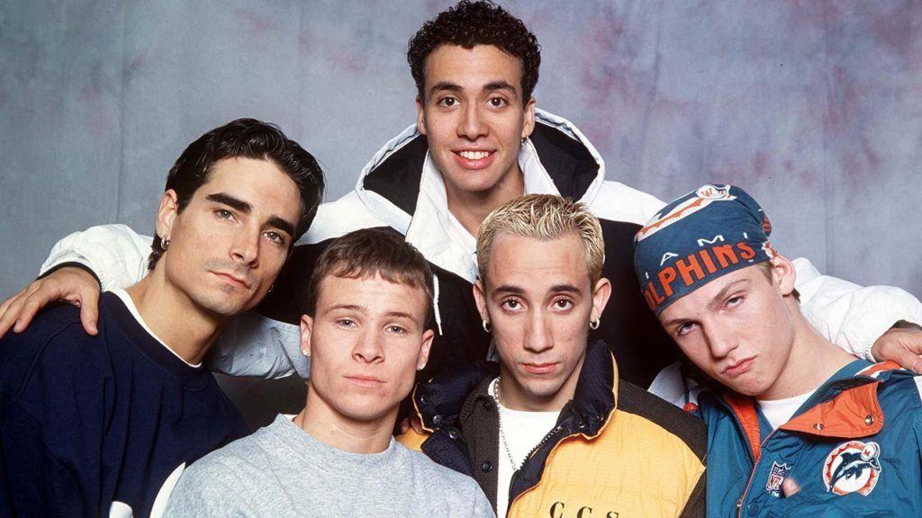 Backstreet Boys, Back Street Boys (Photo by Brian Rasic/Getty Images)