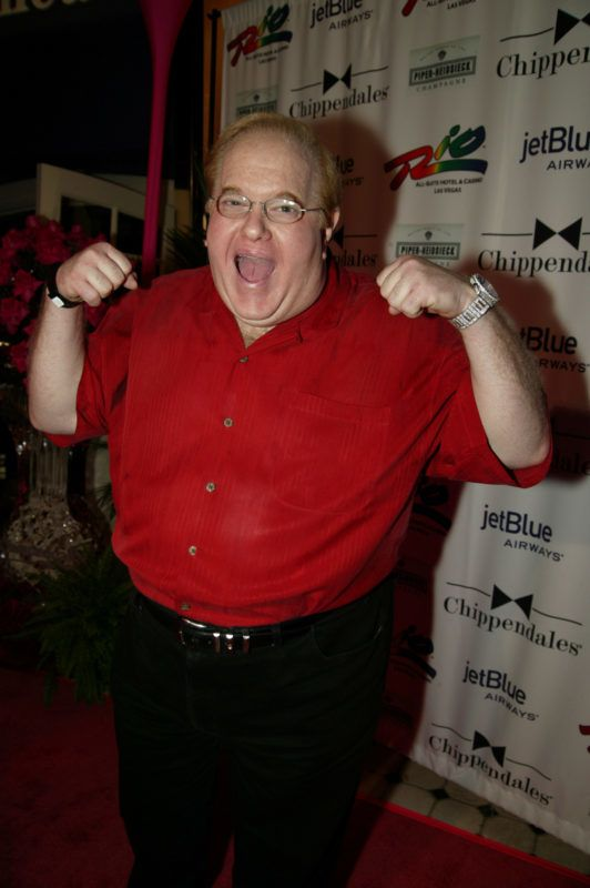 Lou Perlman (Photo by Johnny Nunez/WireImage) *** Local Caption ***