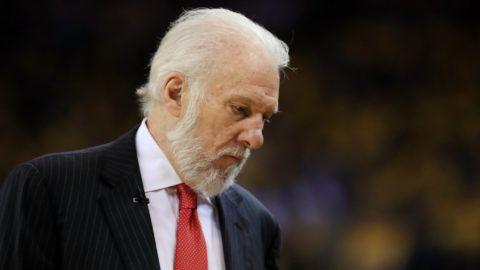 Feleségét gyászolja az NBA egyik legjobb edzője