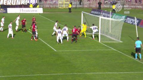 Érvényes gólt néztek el Kassaiék a Honvéd-Újpesten?