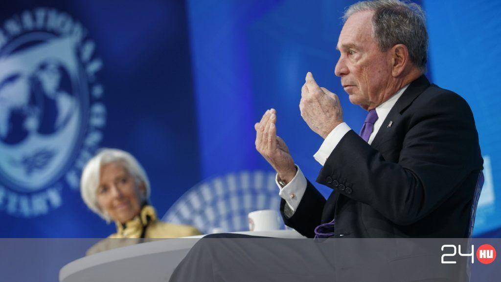 Bloomberg befizette a klímaegyezmény USA-ra eső részét