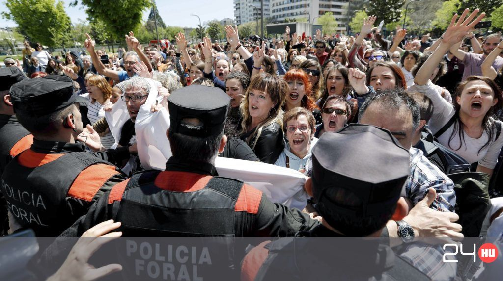 Egy bírósági ítélet miatt forrong egész Spanyolország