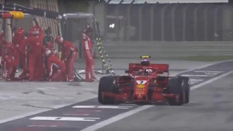 Pénzbüntetést kapott a szerelőt megsérítő Ferrari
