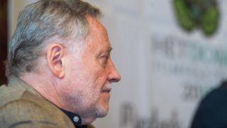 A II. Hét Domb filmfesztivál sajtótájékoztatója