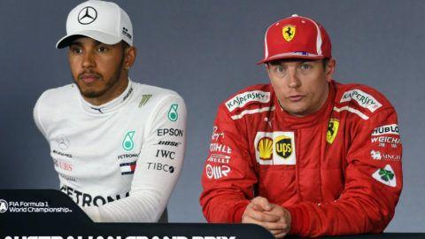 Ha Hamilton nem remeg meg, egy polcra kerülhet Räikkönennel