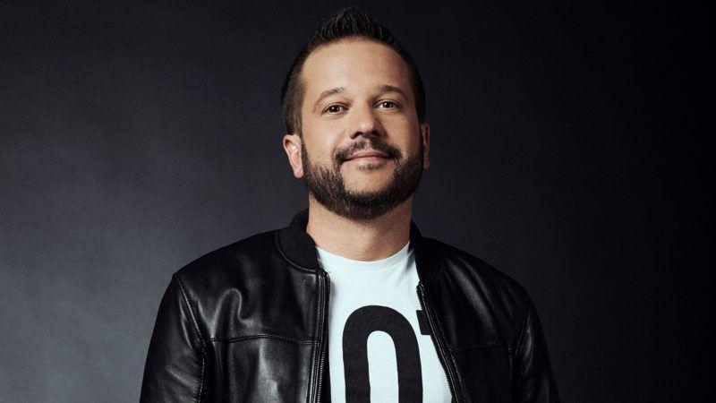 Márton Szabolcs, a Republic Group kreatív igazgatója