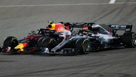 Hamilton Verstappenről: Micsoda pöcsfej