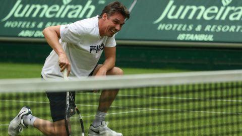 Aki a 90-es években imádta a teniszt, ne hagyja ki ezt a meccset