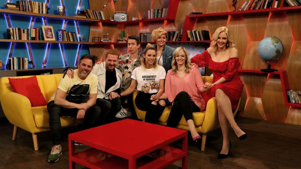 Az RTL Klub Reggeli című műsorának műsorvezetői