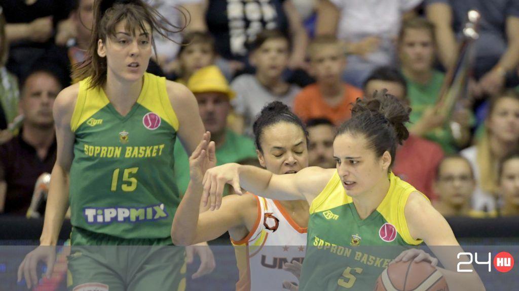 Euroliga: ezüstérmet szerzett a csodatevő Sopron Basket