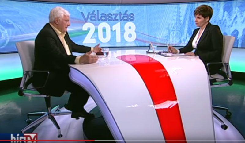 Választási műsor április 8-án a HírTv-n.