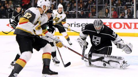 Tovább tart a hokicsoda az NHL-ben