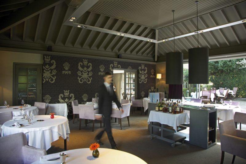 France, Nord, Lille, Gourmet restaurant la Laiterie