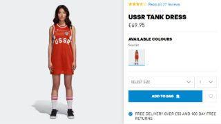3fe4222a81 Nem volt jó ötlet az Adidastól a sarló-kalapácsos póló