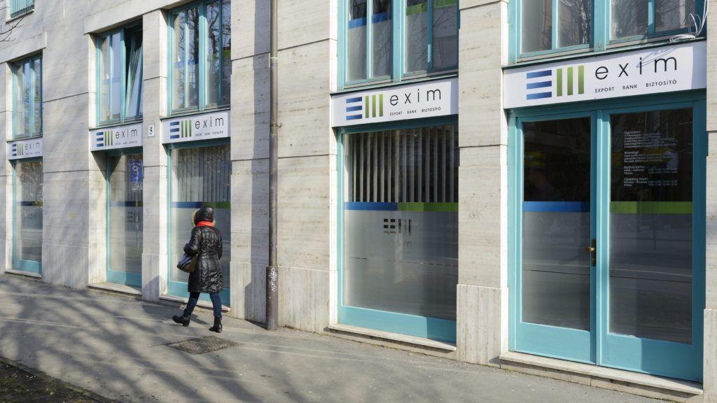 Debrecen, 2015. február 5. Az Eximbank észak-alföldi képviselete, amelyet 2015. február 5-én avattak fel Debrecenben. MTI Fotó: Czeglédi Zsolt