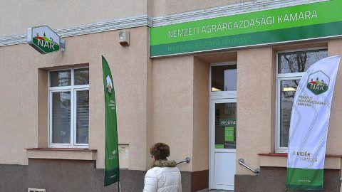Hajdúböszörmény, 2016. december 15.A Nemzeti Agrárgazdasági Kamara első szolgáltató központja Hajdúböszörményben 2016. december 15-én, az átadás napján.MTI Fotó: Czeglédi Zsolt