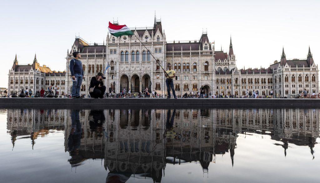 Az Országház lett a világ 10. legnépszerűbb látnivalója