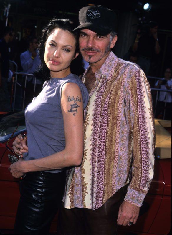 Angelina Jolie and Billy Bob Thornton (Photo by S. Granitz/WireImage)