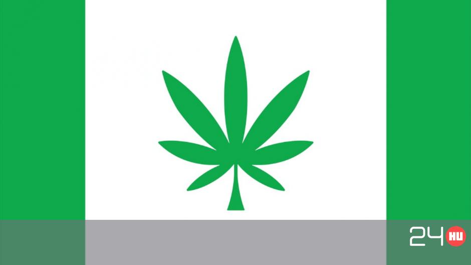 Megszavazta egy észt kisváros, hogy marihuána levél legyen a zászlaján