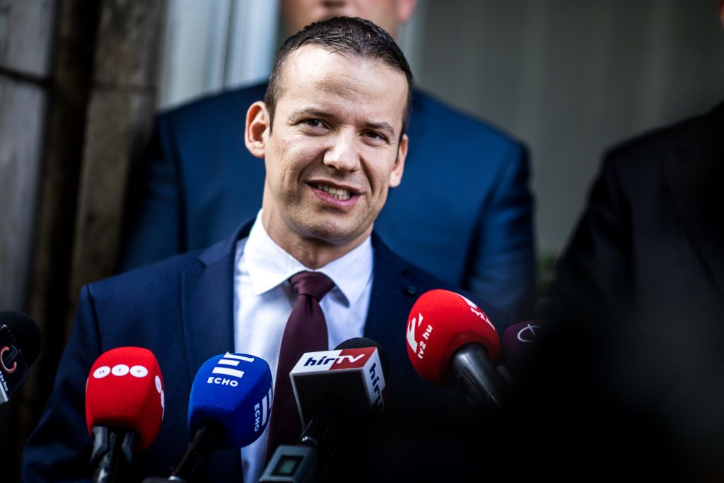 A halálbüntetés visszaállítását követeli a jobbikos Toroczkai László