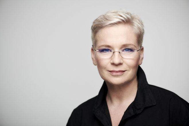 Máté Krisztina. Fotó : Viszlay Márk