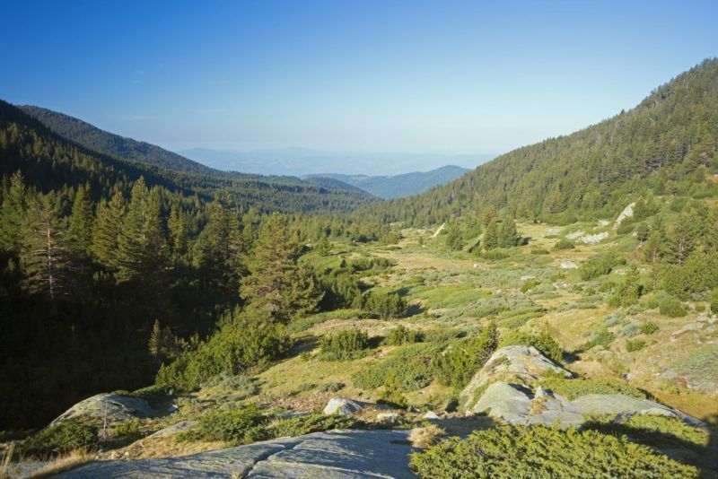 Pirin National Park, UNESCO World Heritage Site, near Bansko, Bulgaria, Europe