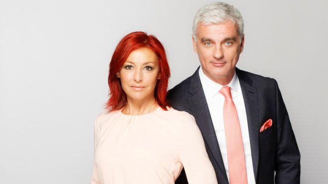 RTL Híradó, Erős Antónia és Szellő István műsorvezetők