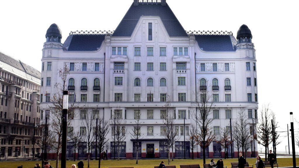 Budapest, 2017. február 19. Az Igazságügyi Minisztérium épülete az V. kerület Kossuth Lajos tér 2-4-ben. MTVA/Bizományosi: Róka László  *************************** Kedves Felhasználó! Ez a fotó nem a Duna Médiaszolgáltató Zrt./MTI által készített és kiadott fényképfelvétel, így harmadik személy által támasztott bárminemû – különösen szerzõi jogi, szomszédos jogi és személyiségi jogi – igényért a fotó készítõje közvetlenül maga áll helyt, az MTVA felelõssége e körben kizárt.