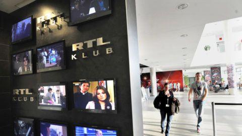 Budapest, 2012. október 4.Aula a Magyar RTL budatétényi székházában 2012. október 4-én, amelyben az RTL Klub és az RTL 2 televíziók működnek.MTI Fotó: Máthé Zoltán