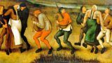 «Pilgrimage of the Epileptics to the Church at Molenbeek» | «Dancing Mania» | «The dance at Molenbeek»Pieter Breughel the Younger, painting.
