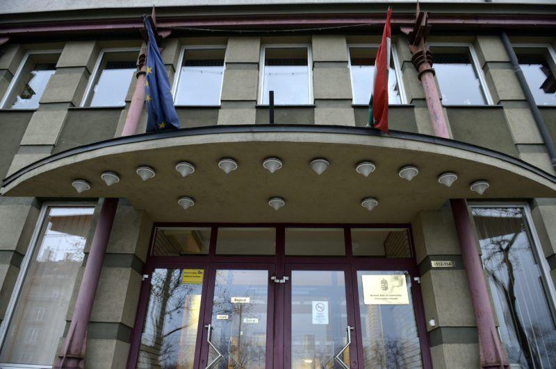 Budapest, 2014. január 23. A Nemzeti Adó- és Vámhivatal Informatikai Intézete Budapesten 2014. január 23-án. MTI Fotó: Beliczay László