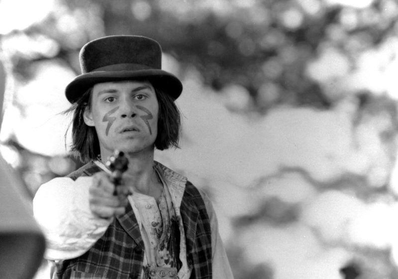 Dead Man 1996 Real  Jim Jarmusch Johnny Depp. COLLECTION CHRISTOPHEL © Pandora Filmproduktion / JVC Entertainment Networks