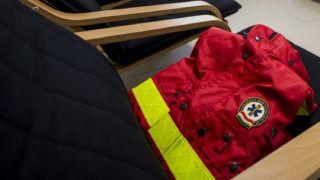 Bátaszék, 2015. február 3.Az újonnan átadott mentőállomás Bátaszéken 2015. február 3-án. A 112 millió forintos, európai uniós beruházással épült létesítmény elsőként készült el az Országos Mentőszolgálat huszonkét új állomás építését tartalmazó projektjének keretében.MTI Fotó: Sóki Tamás