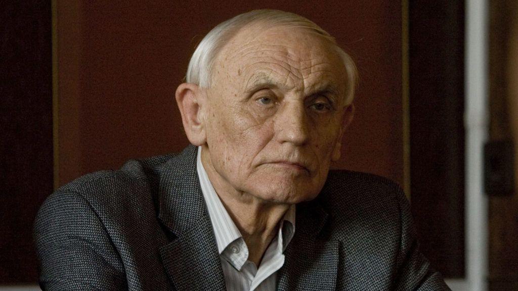 Budapest, 2009. február 21.Gazsó Ferenc szociológus részt vesz az MSZP Társadalompolitikai Tagozatának országos vitanapján.MTI Fotó: Szigetváry Zsolt