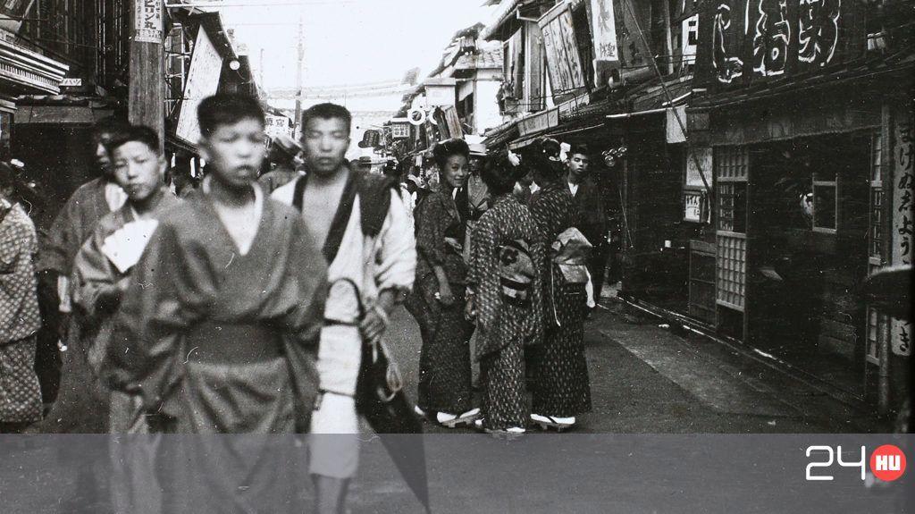 A magyar urak japán lányokat hajkurásztak