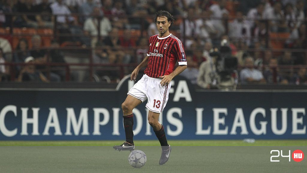 Újabb Milan-legenda kapott olasz kispadot
