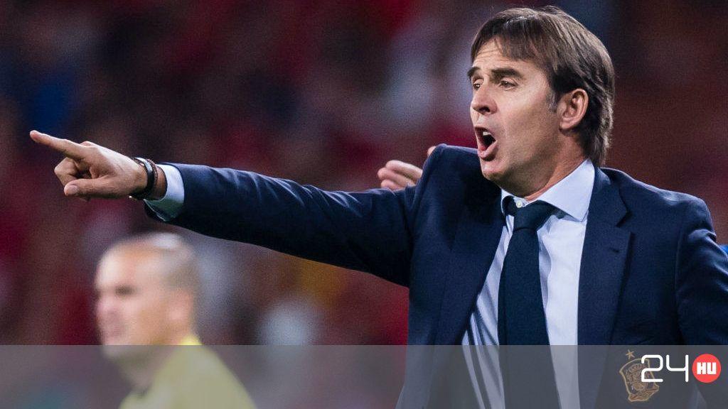 Kirúgták a spanyol válogatottól, máris építheti az új Realt