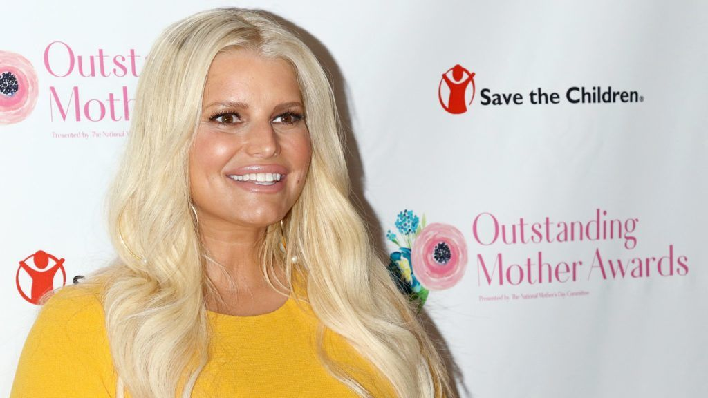 NEW YORK, NY - MAY 11:  Singer Jessica Simpson attends the 2018 Outstanding Mother Awards at The Pierre Hotel on May 11, 2018 in New York City.  (Photo by Jim Spellman/WireImage)