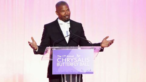 at the 17th Annual Chrysalis Butterfly Ball sponsored by Kayne Anderson Capital Advisors Foundation on June 2, 2018.
