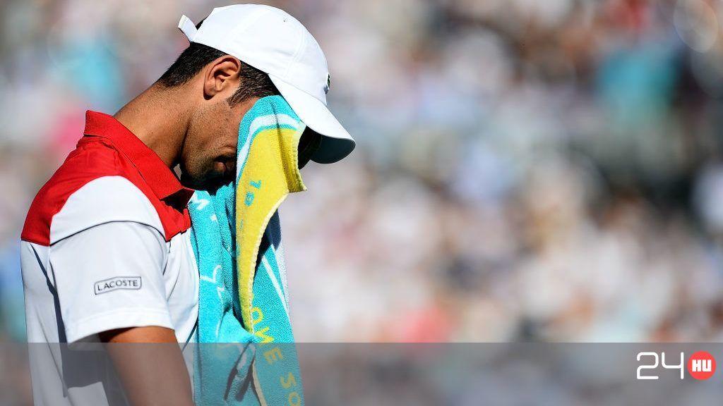 Novak Djokovic döntőt bukott