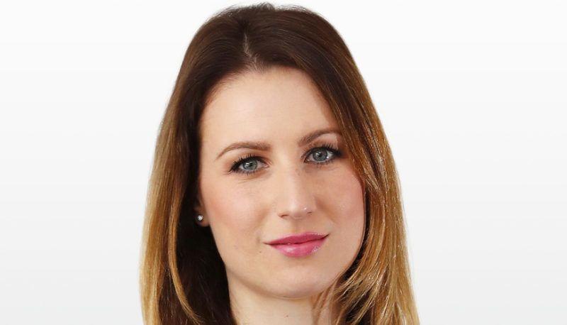 Holczer Angéla, a Ringier Axel Springer Magyarország távozó marketingazgatója