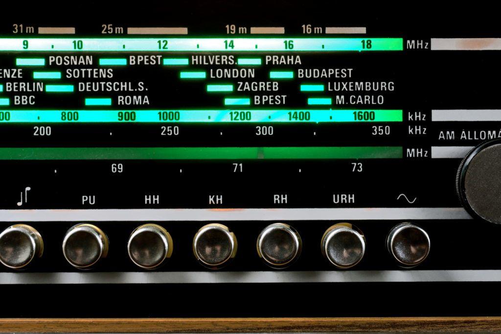 Etheral Radio