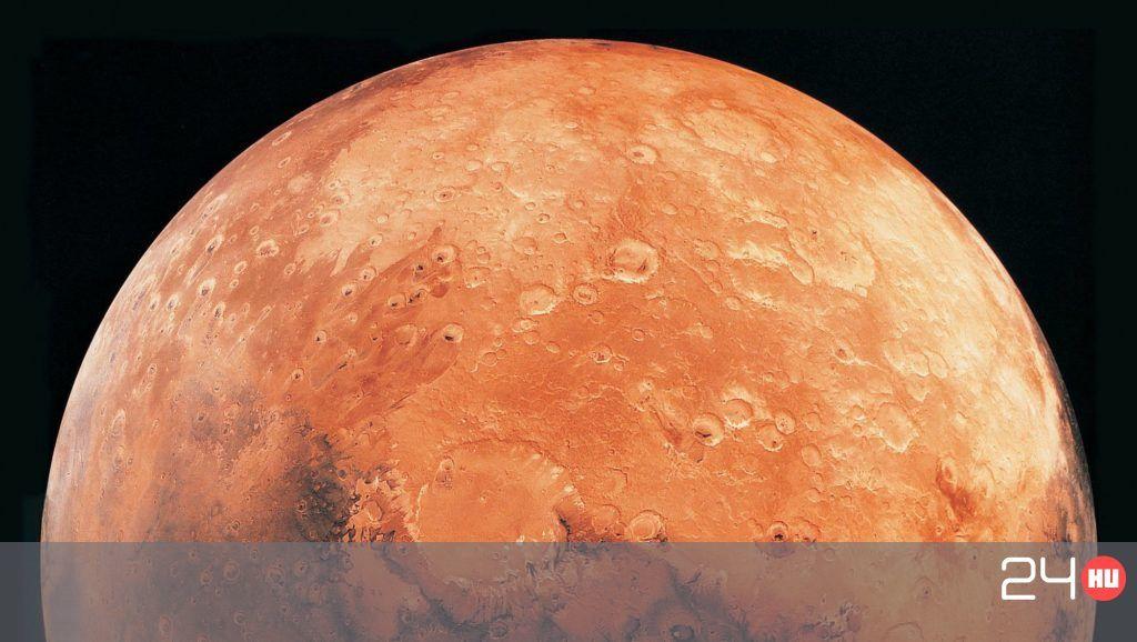 Most akkor tényleg lehet élet a Marson?