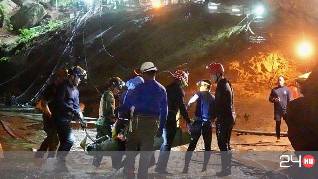 Múzeumot csinálnak a thaiföldi barlangból