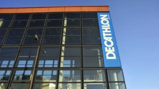 FRANCE. MONTREUIL (93) DECATHLON SPORT STORE FROM AUCHAN GROUP