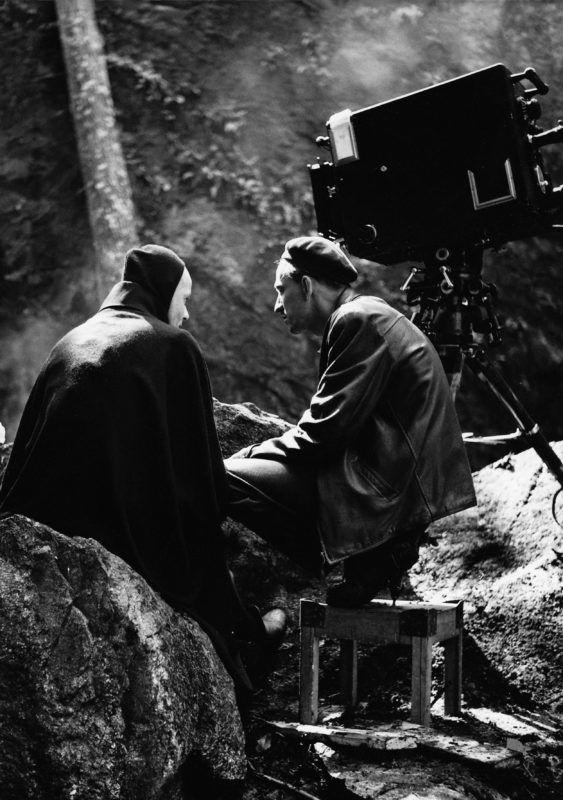 Det Sjunde Inseglet  Le septieme sceau  1956  directed by Ingmar Bergman. COLLECTION CHRISTOPHEL / RnB ©  Svensk Filmindustri